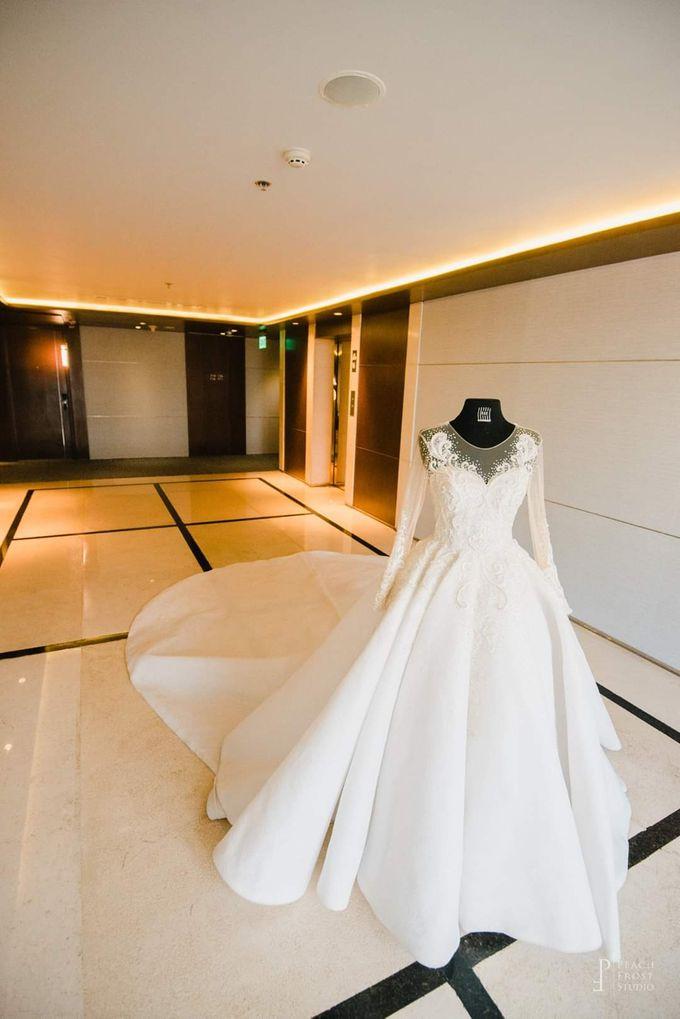 Meyrick And Bernadine Wedding by Bride Idea - 022