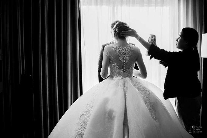 Meyrick And Bernadine Wedding by Bride Idea - 002