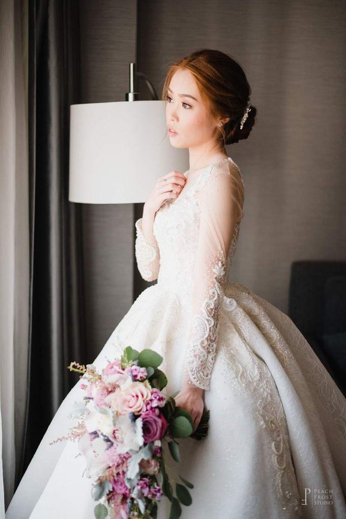 Meyrick And Bernadine Wedding by Bride Idea - 030