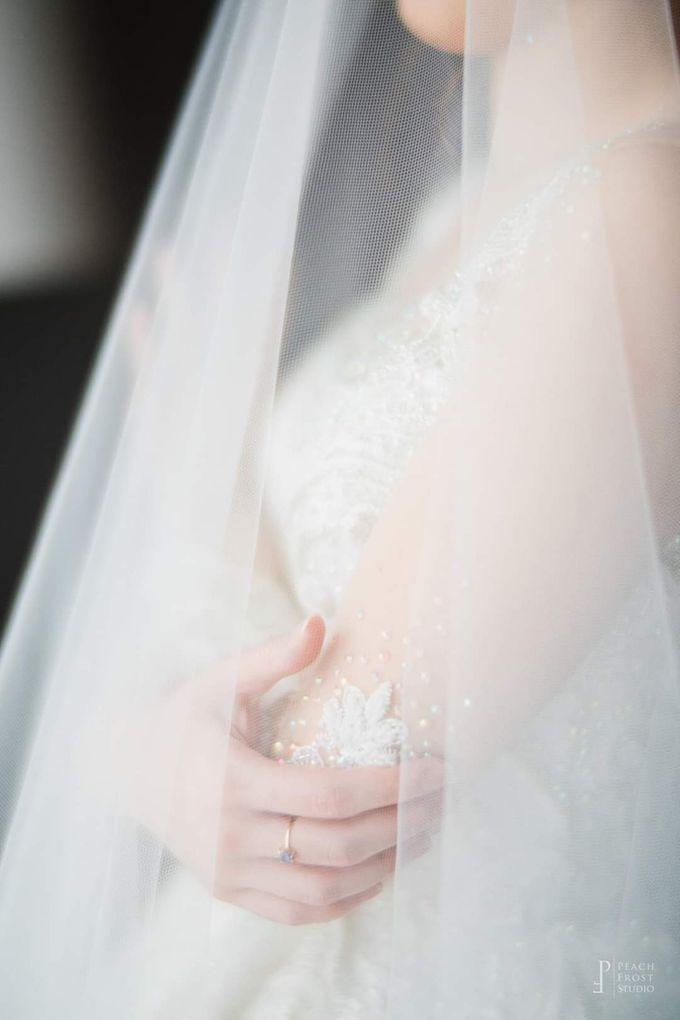 Meyrick And Bernadine Wedding by Bride Idea - 021