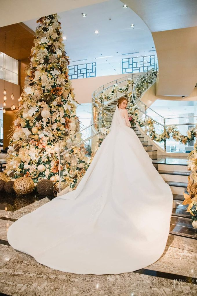 Meyrick And Bernadine Wedding by Bride Idea - 019