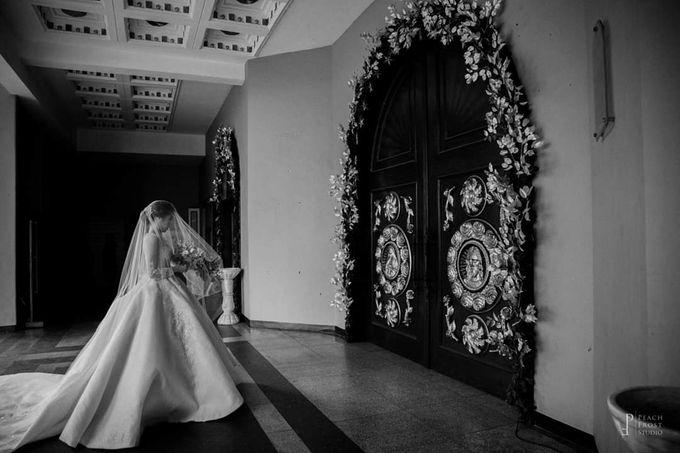 Meyrick And Bernadine Wedding by Bride Idea - 007