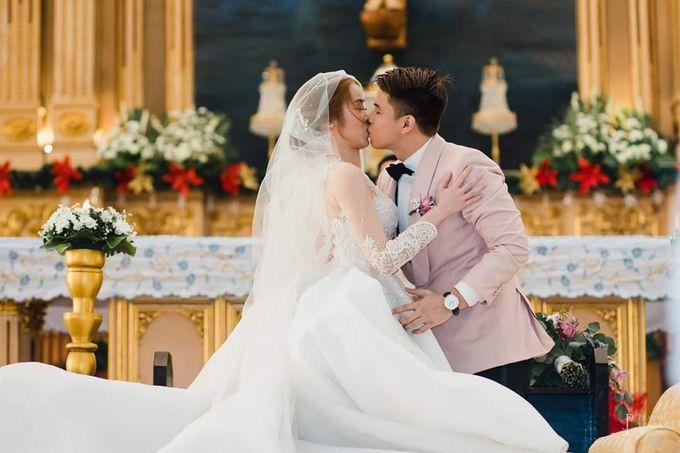 Meyrick And Bernadine Wedding by Bride Idea - 020