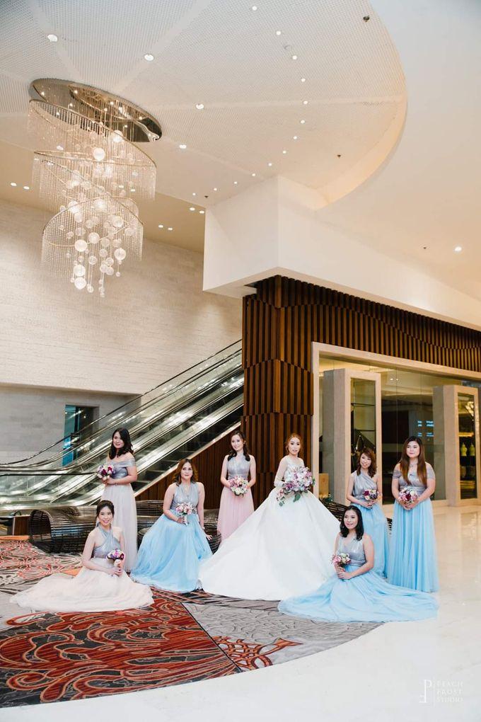 Meyrick And Bernadine Wedding by Bride Idea - 012