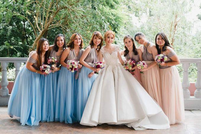 Meyrick And Bernadine Wedding by Bride Idea - 033