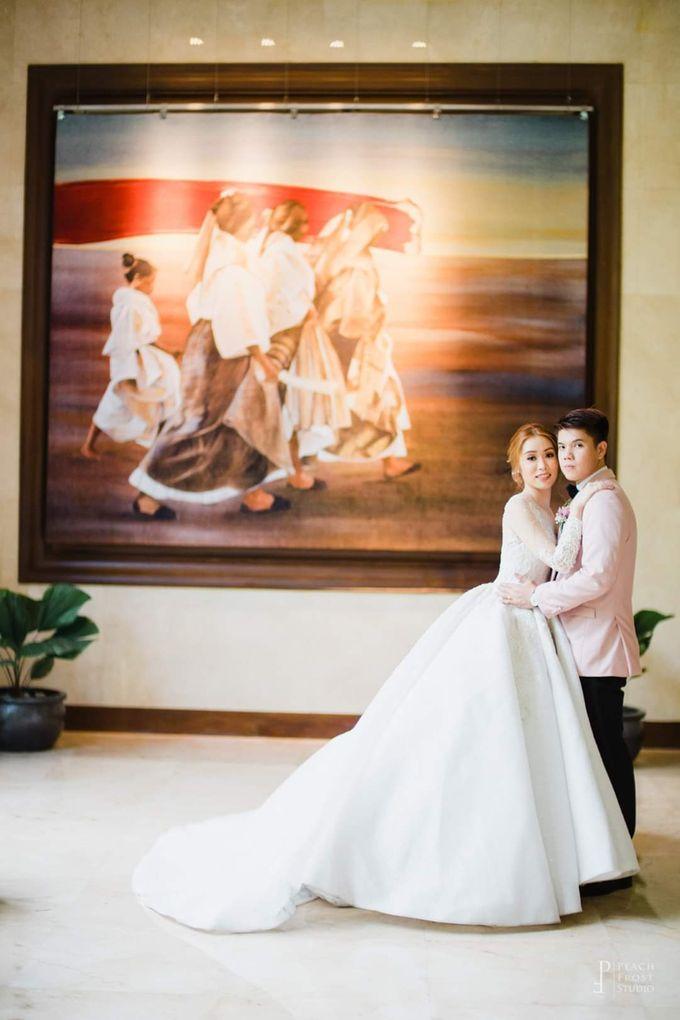 Meyrick And Bernadine Wedding by Bride Idea - 025