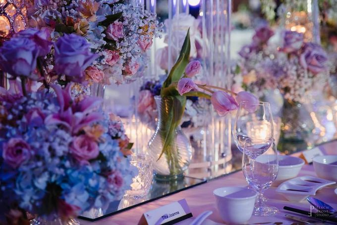 Meyrick And Bernadine Wedding by Bride Idea - 031