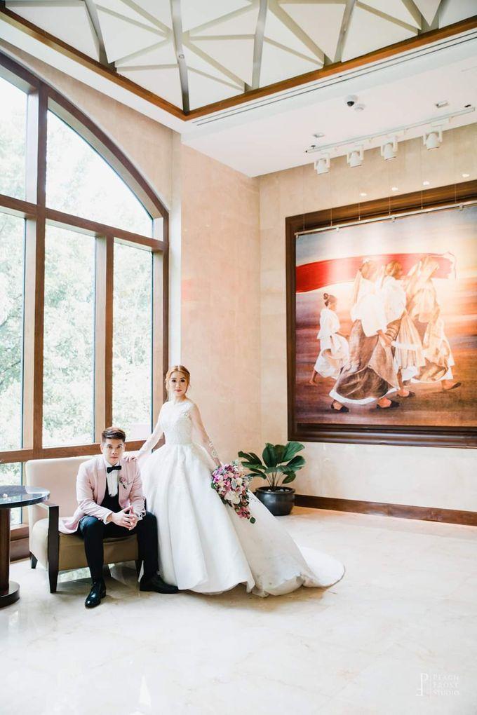 Meyrick And Bernadine Wedding by Bride Idea - 037