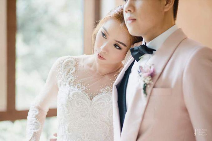 Meyrick And Bernadine Wedding by Bride Idea - 010