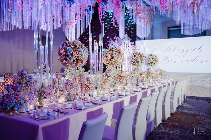 Meyrick And Bernadine Wedding by Bride Idea - 034