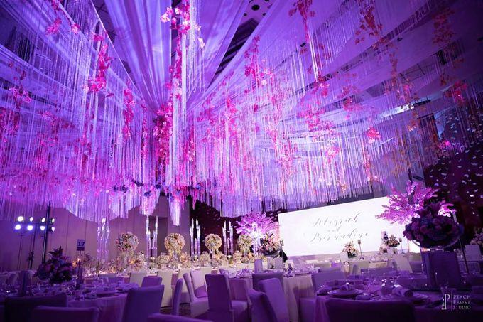 Meyrick And Bernadine Wedding by Bride Idea - 036