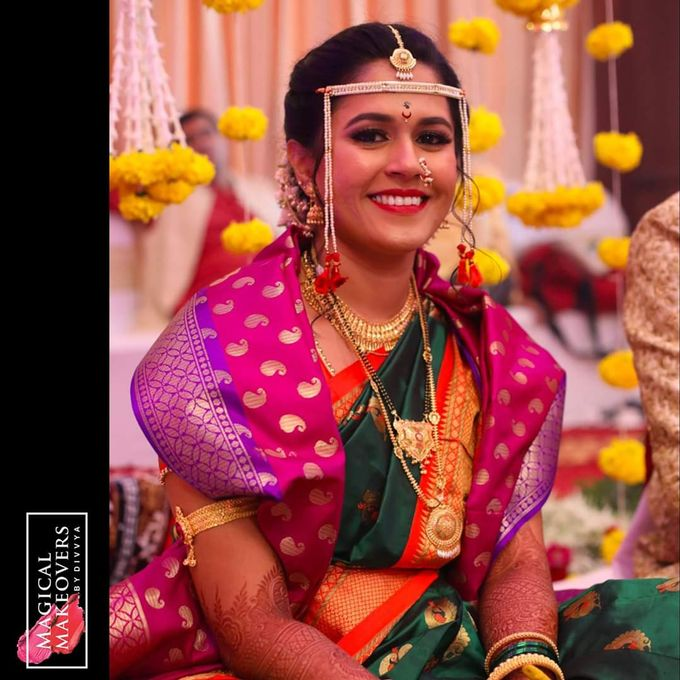 Bridal Portfolio by Magical Makeovers By Divvya - 033