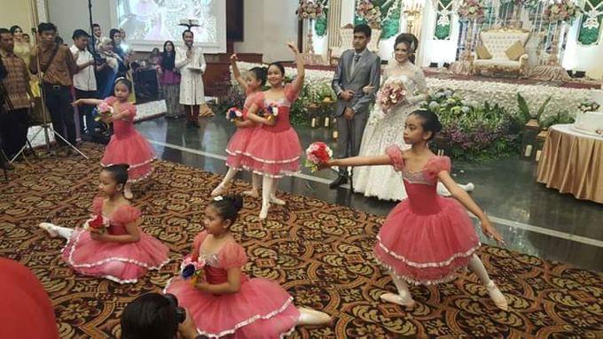 Wedding Dillah & Oji by Stefie's Dance Academy - 002