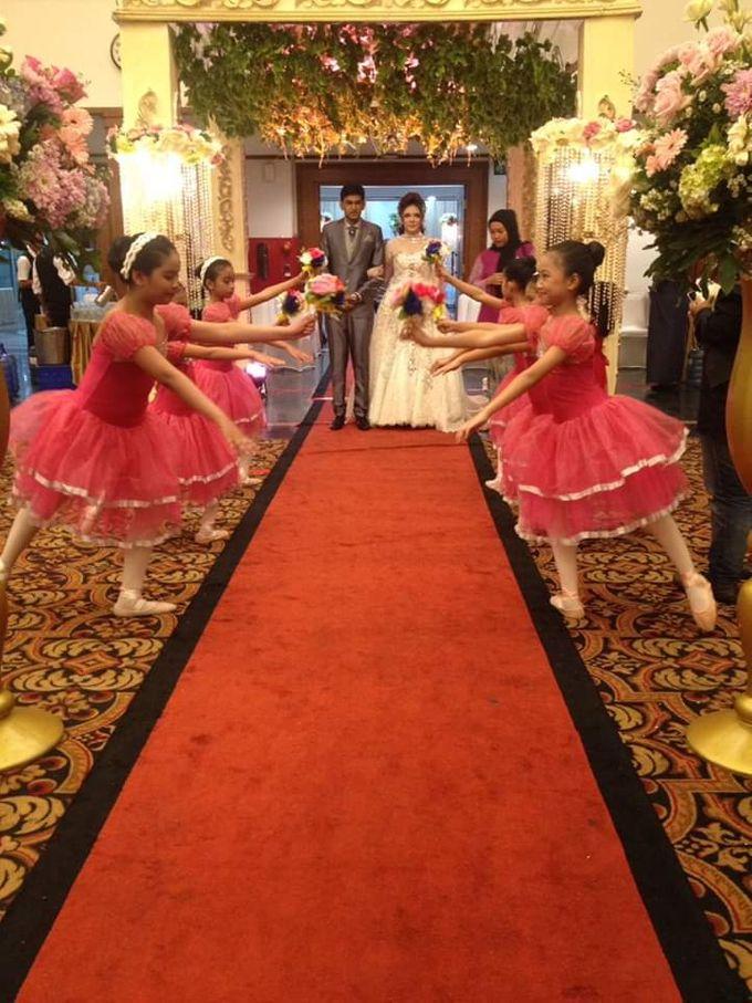 Wedding Dillah & Oji by Stefie's Dance Academy - 001