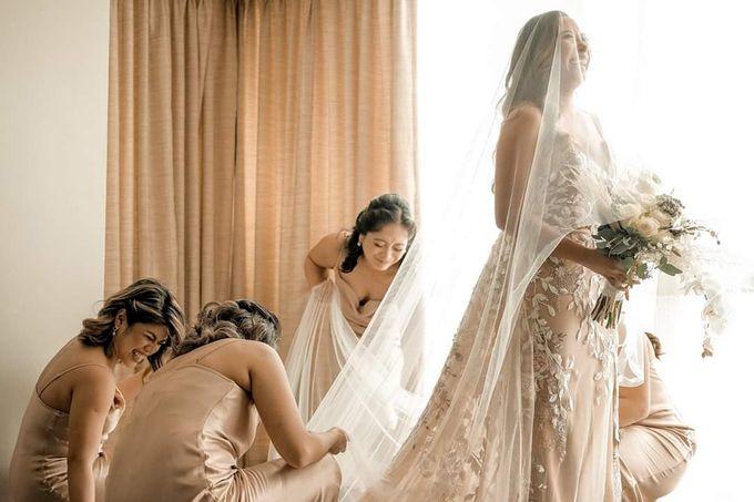 Noel & Argee Wedding by Bride Idea - 034