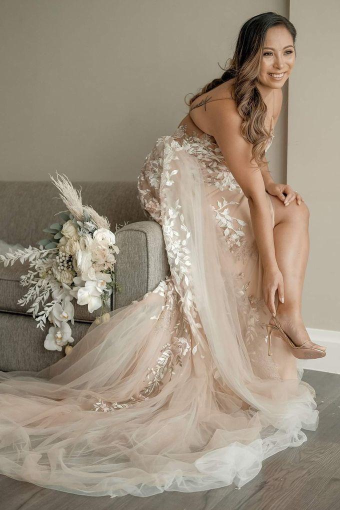 Noel & Argee Wedding by Bride Idea - 019