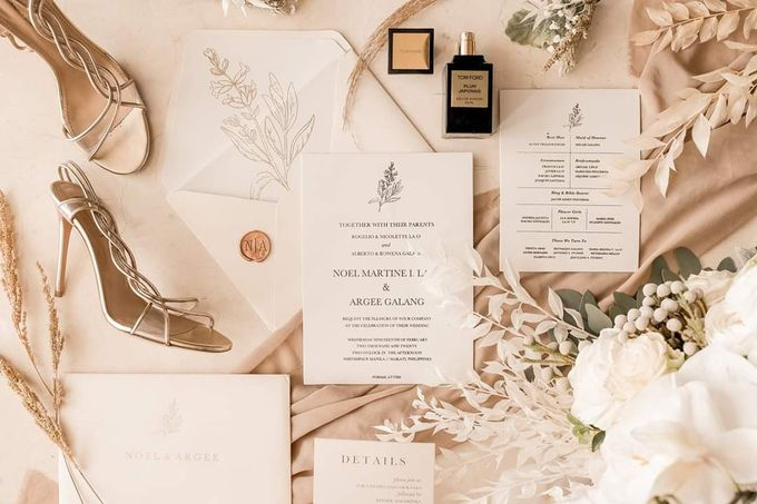 Noel & Argee Wedding by Bride Idea - 041