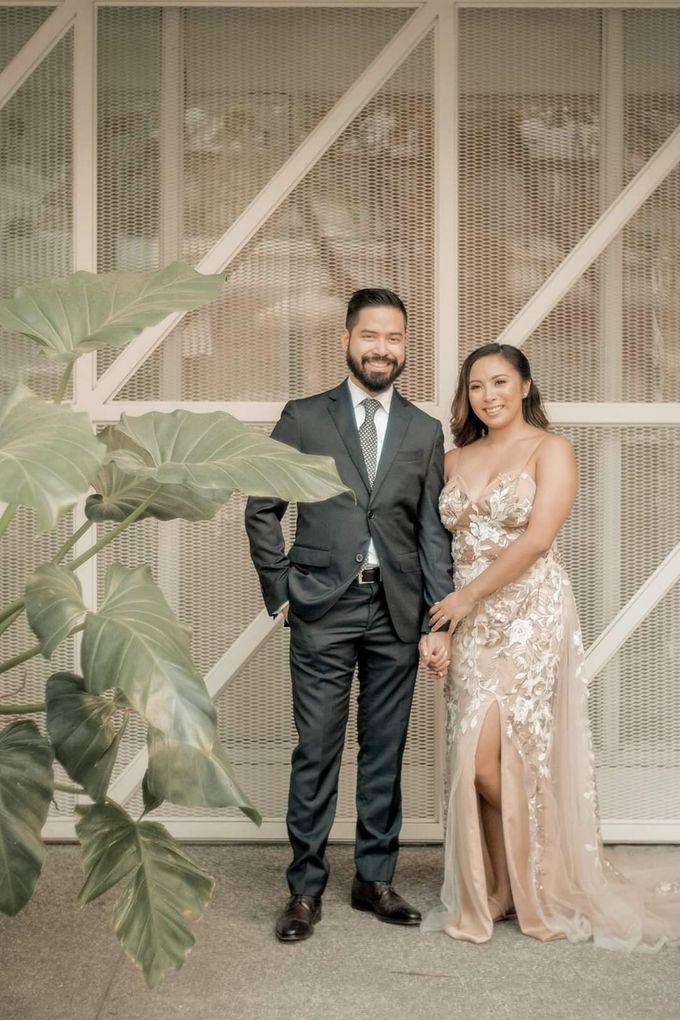 Noel & Argee Wedding by Bride Idea - 042