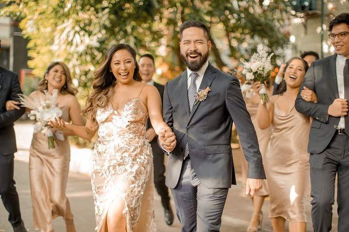 Noel & Argee Wedding by Bride Idea - 014