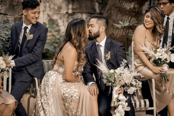 Noel & Argee Wedding by Bride Idea - 049