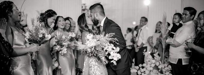 Noel & Argee Wedding by Bride Idea - 020