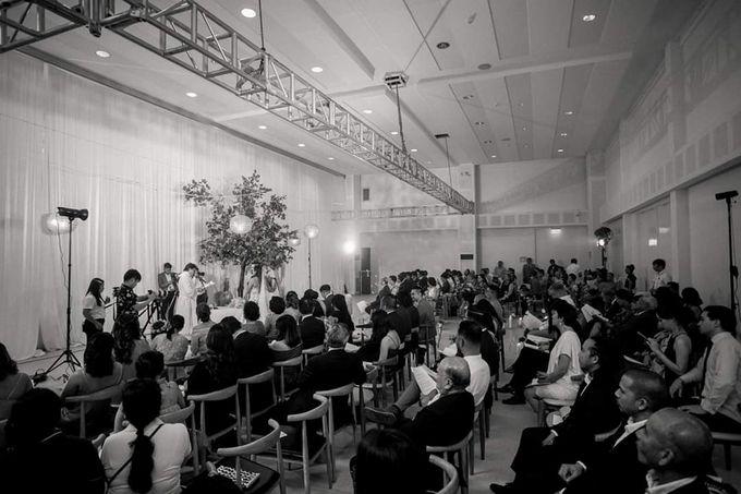 Noel & Argee Wedding by Bride Idea - 039