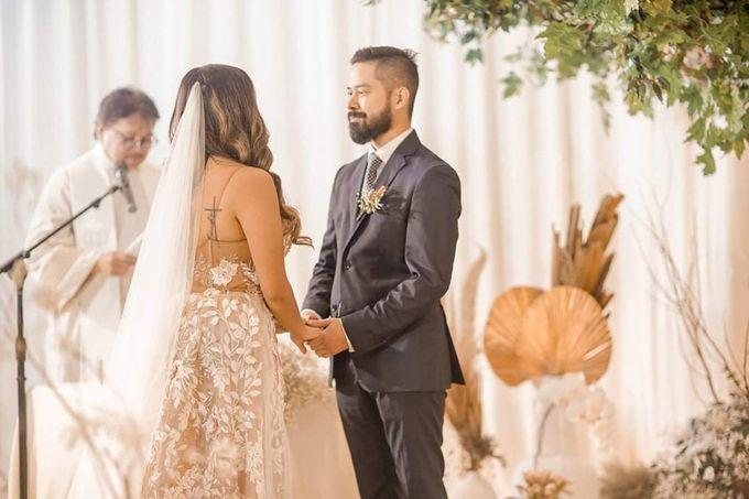 Noel & Argee Wedding by Bride Idea - 028
