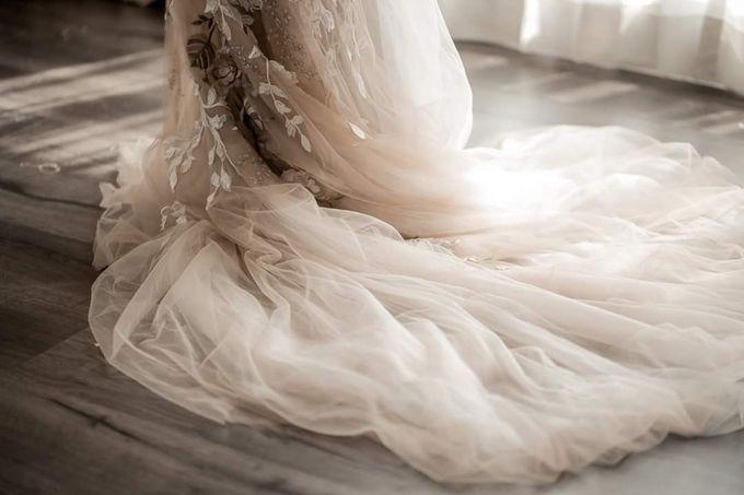 Noel & Argee Wedding by Bride Idea - 005