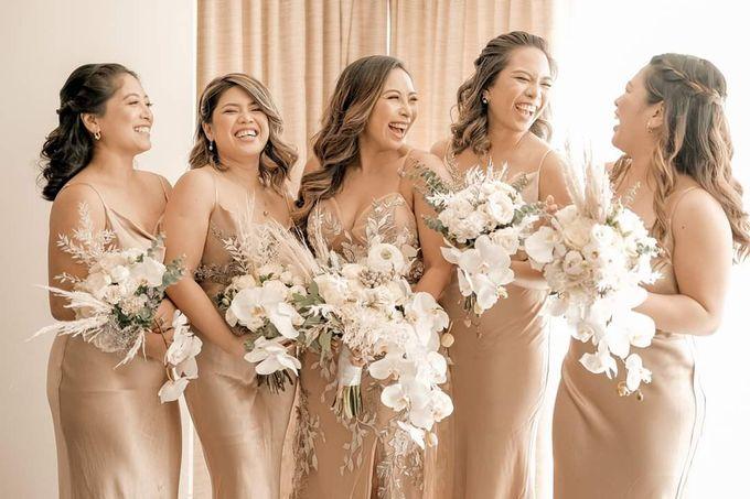 Noel & Argee Wedding by Bride Idea - 045