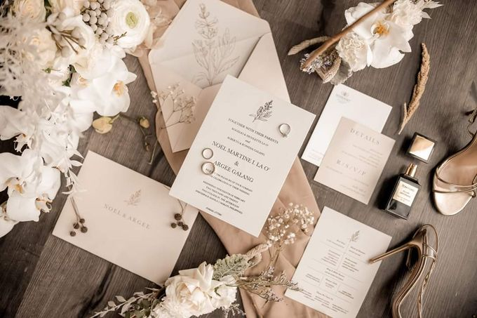 Noel & Argee Wedding by Bride Idea - 036