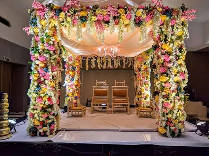 Engagement ITC Kohinoor by SS Events decorators - 001
