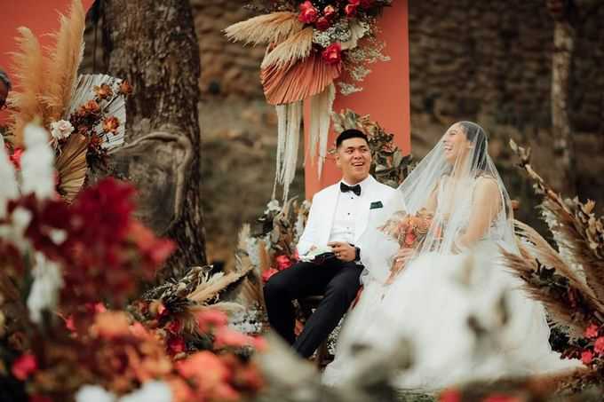 Josh & Mawi Wedding by Bride Idea - 039