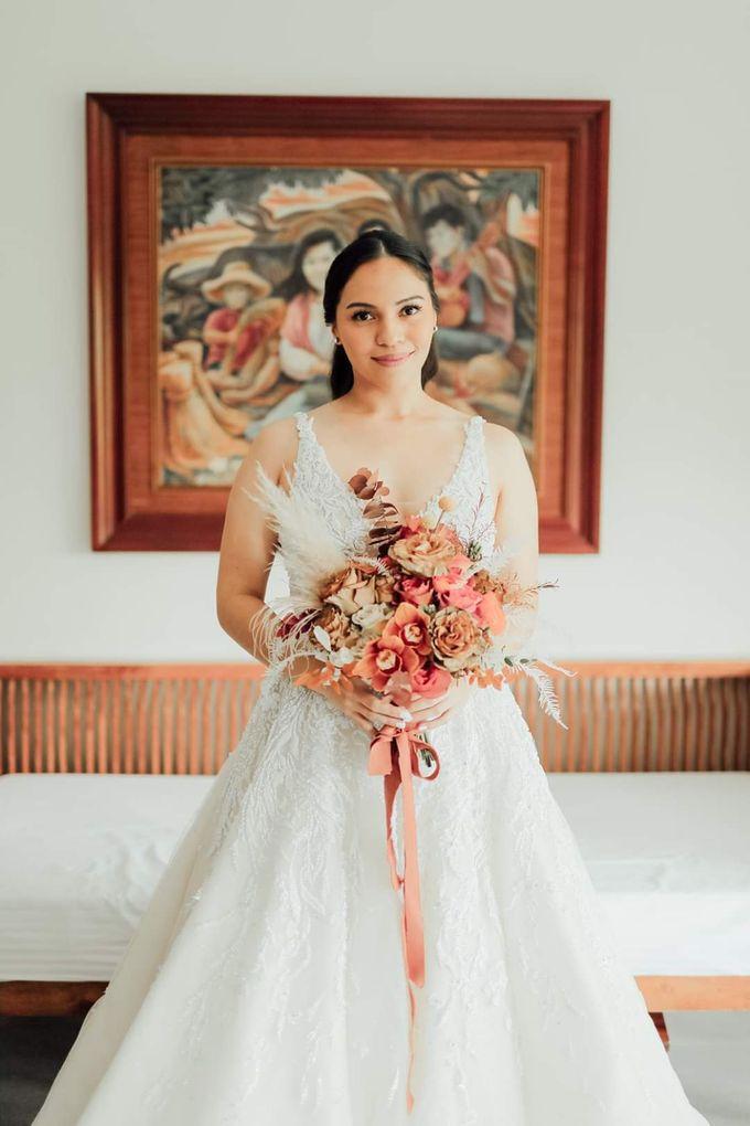 Josh & Mawi Wedding by Bride Idea - 030