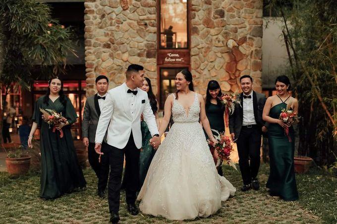 Josh & Mawi Wedding by Bride Idea - 034