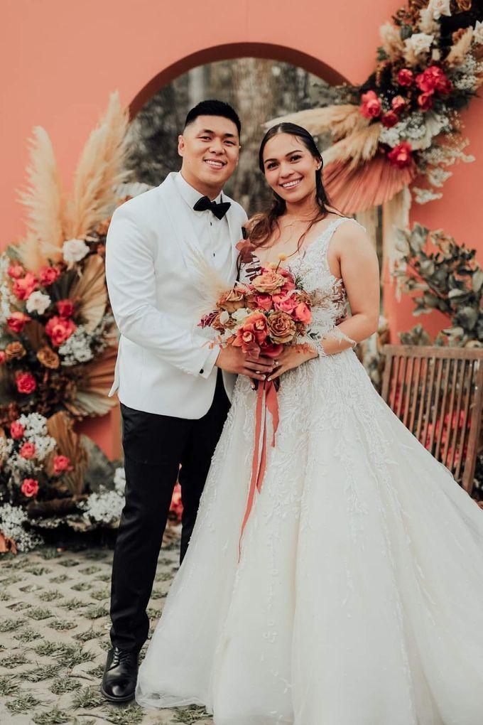 Josh & Mawi Wedding by Bride Idea - 022