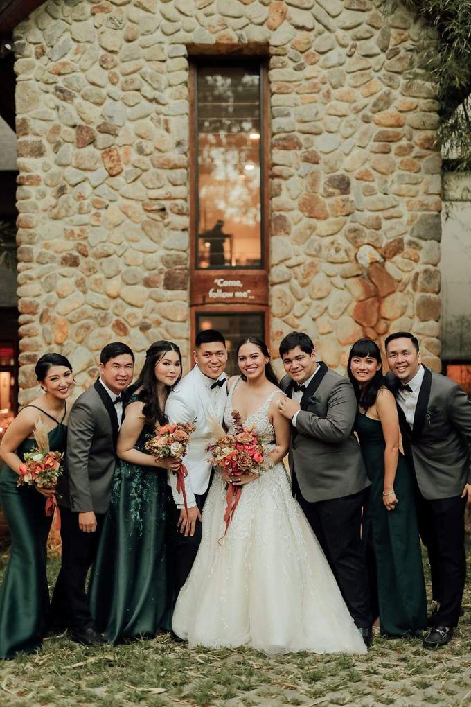 Josh & Mawi Wedding by Bride Idea - 050
