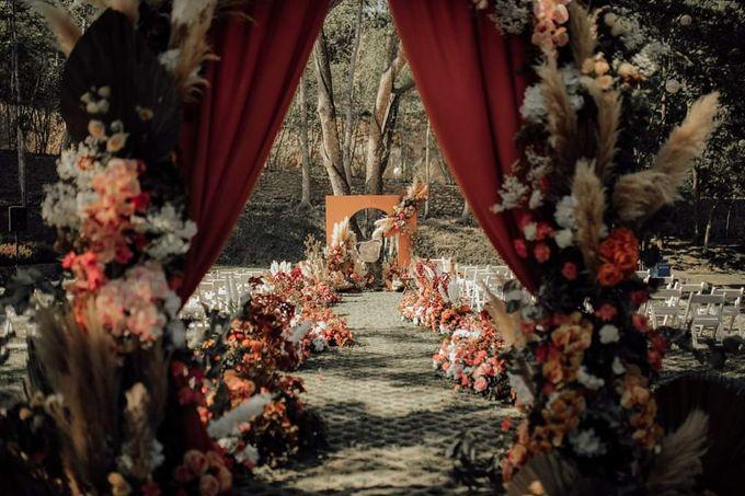 Josh & Mawi Wedding by Bride Idea - 020