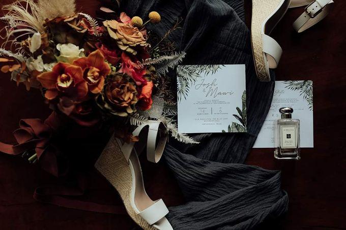 Josh & Mawi Wedding by Bride Idea - 019