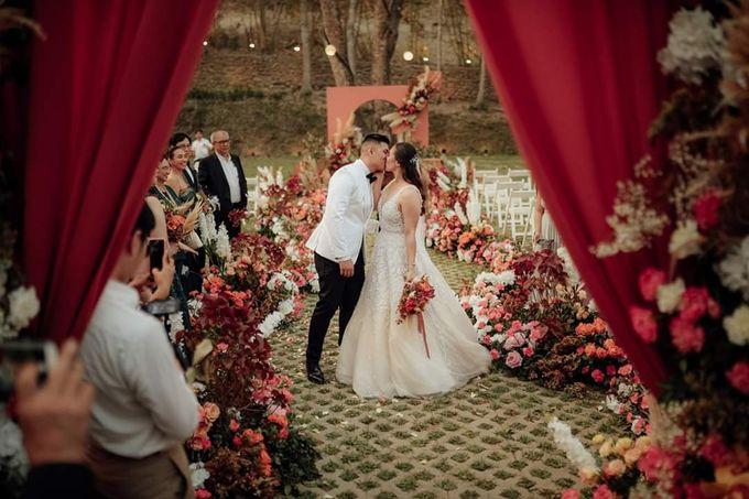 Josh & Mawi Wedding by Bride Idea - 047