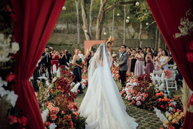 Josh & Mawi Wedding by Bride Idea - 033