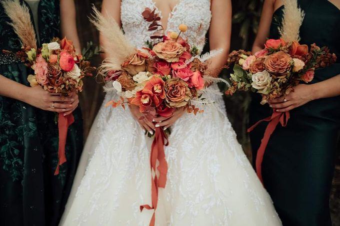 Josh & Mawi Wedding by Bride Idea - 017