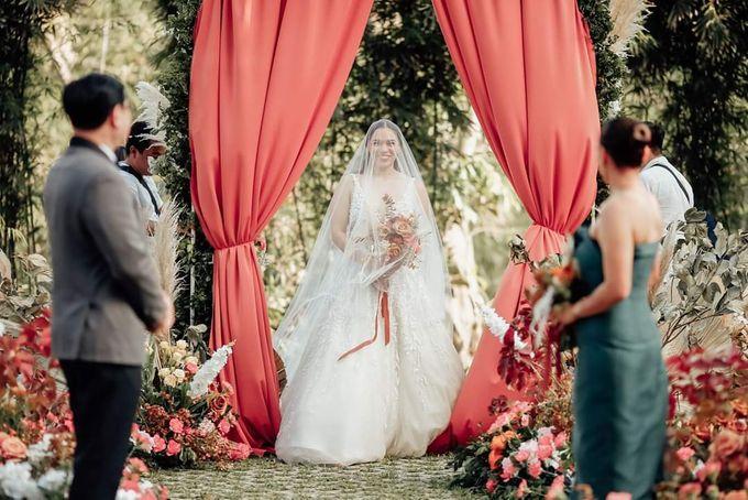 Josh & Mawi Wedding by Bride Idea - 043