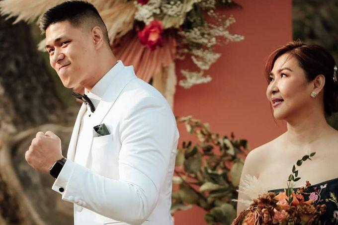 Josh & Mawi Wedding by Bride Idea - 016