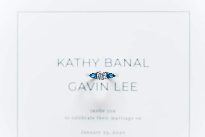 Gavin & Kathy Wedding by Bride Idea - 006