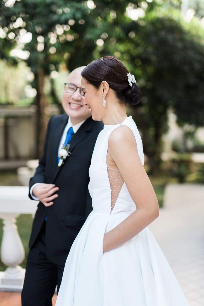 Gavin & Kathy Wedding by Bride Idea - 018