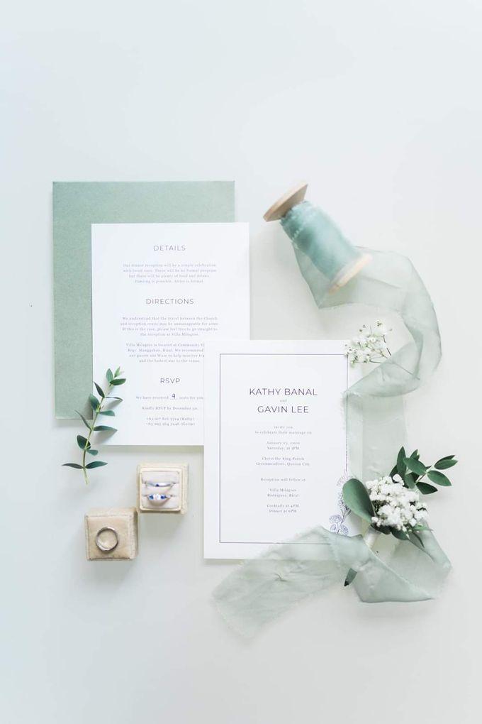 Gavin & Kathy Wedding by Bride Idea - 011