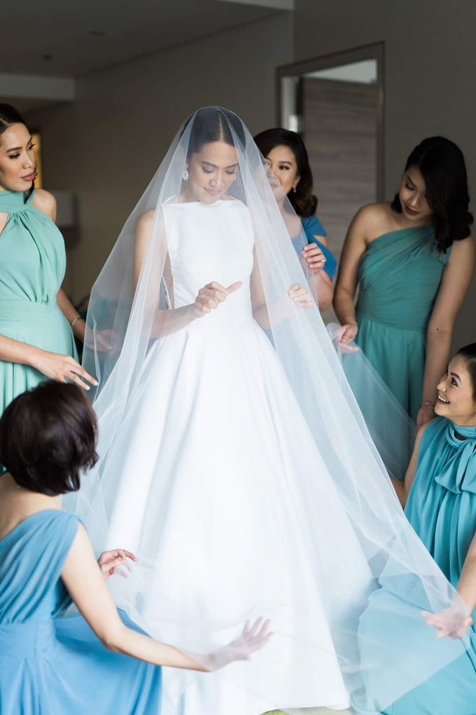 Gavin & Kathy Wedding by Bride Idea - 027