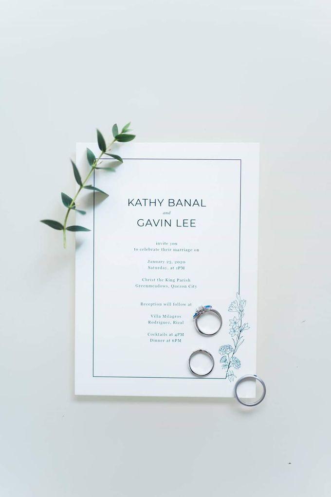 Gavin & Kathy Wedding by Bride Idea - 005