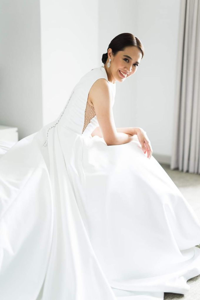 Gavin & Kathy Wedding by Bride Idea - 020