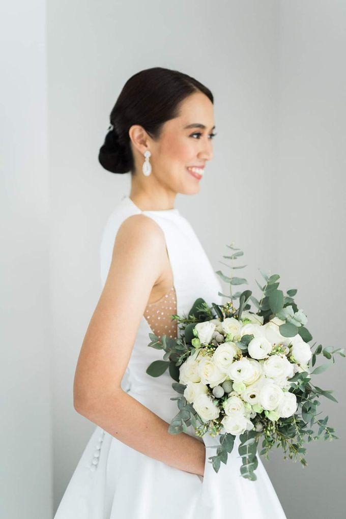 Gavin & Kathy Wedding by Bride Idea - 017